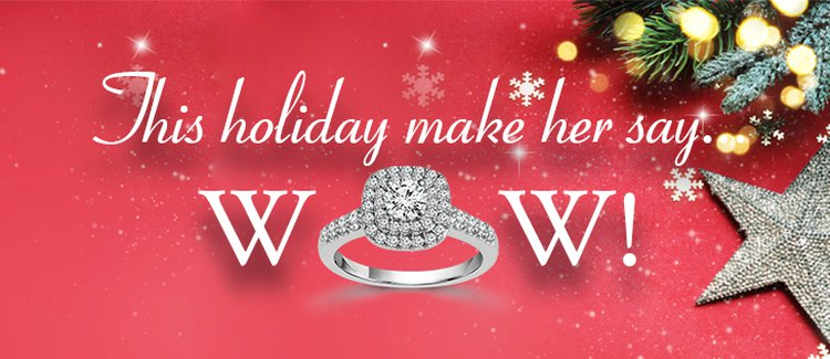 2017 Holiday Diamond Gift Ideas Starting at Just $59!