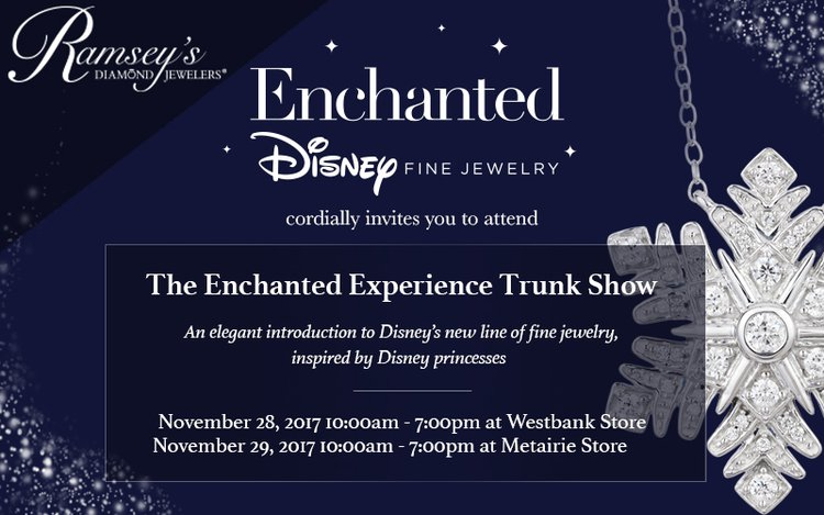 The Enchanted Experience Trunk Show