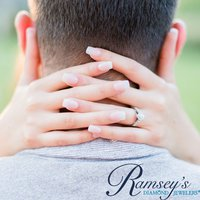 The Perfect Proposal Package - Only from Ramsey's