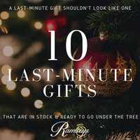 10 Last-Minute Christmas Presents - Here's some gifts that are in stock and ready to go under the tree!