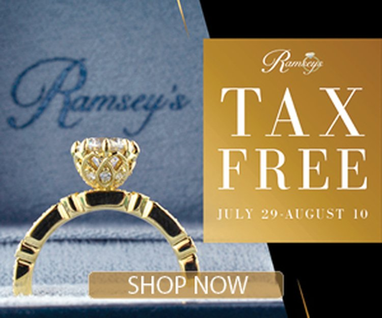 Ramsey's Tax Free 2019 Event: We Pay the Taxes!