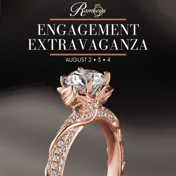 Ramsey's 2019 Engagement Ring Extravaganza