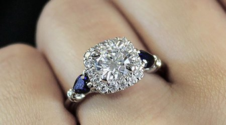 Engagement Ring Flash Sale