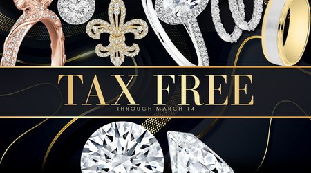 Ramsey's Tax Free 2020 Event: We Pay the Taxes on Diamond Jewelry!