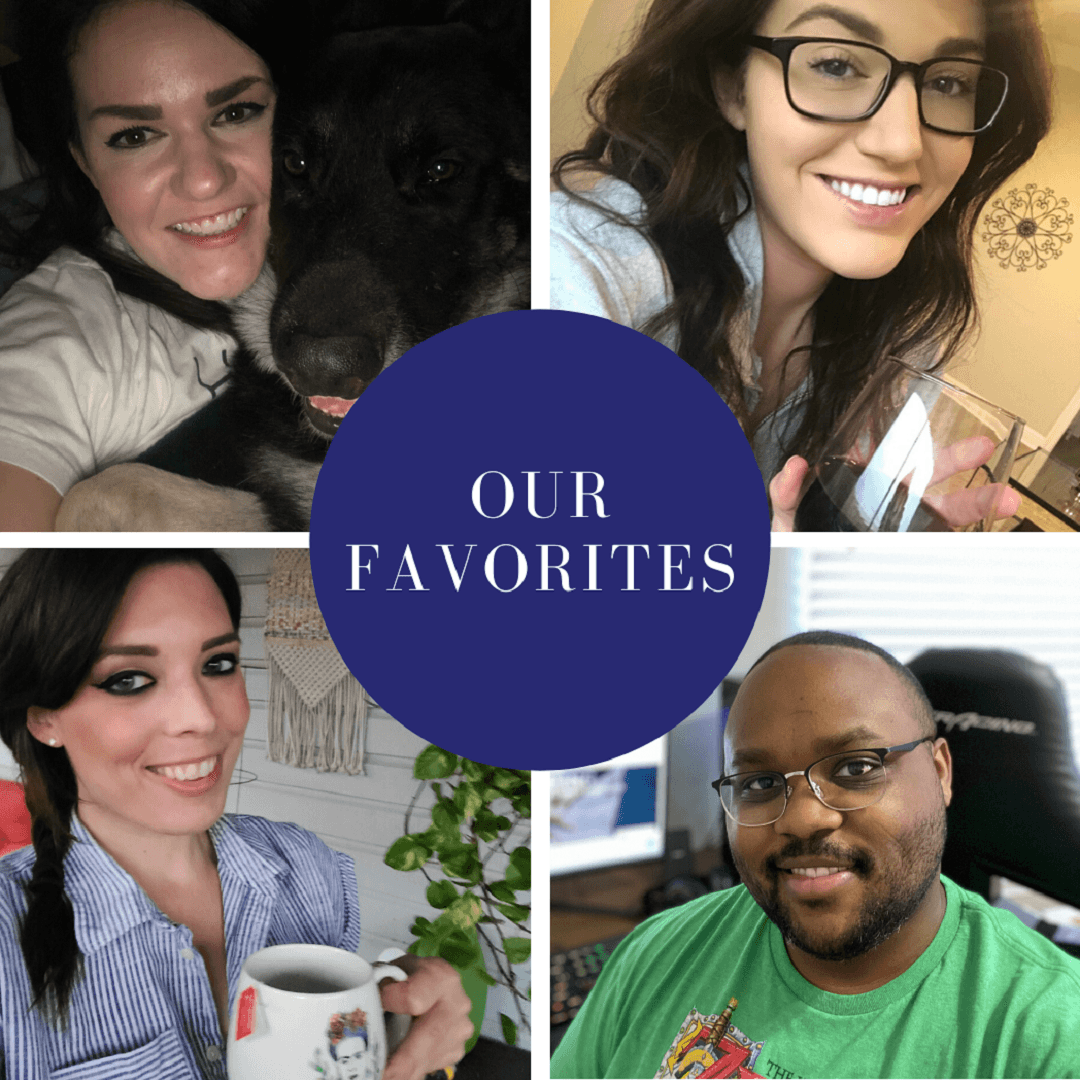 Staff Favorites!