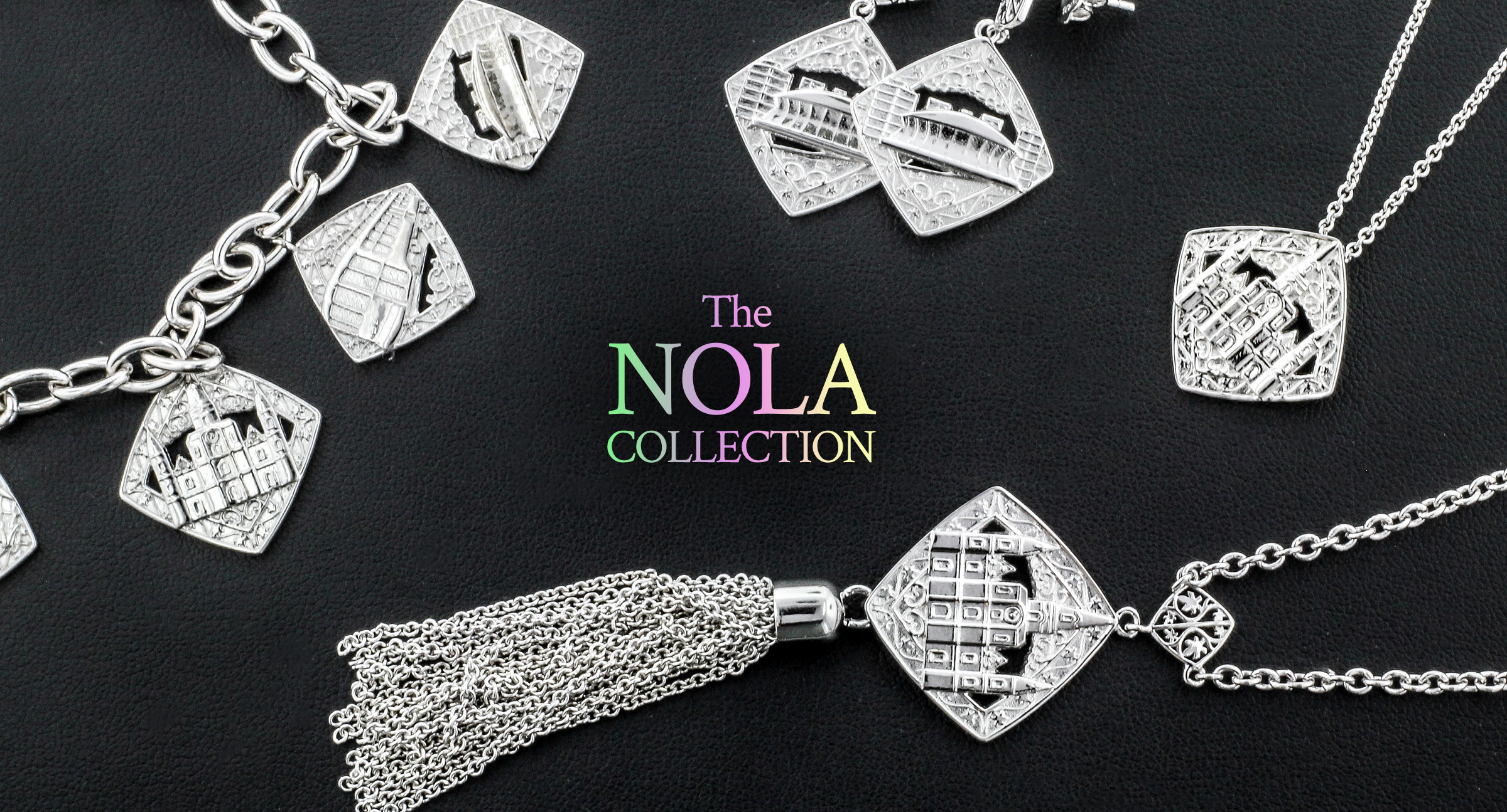 You Won T Find A Better Or More Complete Selection Of New Orleans Inspired Jewelry Anywhere