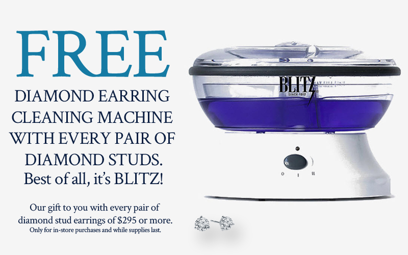 FREE jewelry cleaner